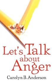 Let's Talk About Anger PDF