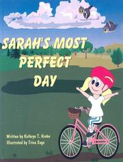 Sarah's Most Perfect Day PDF