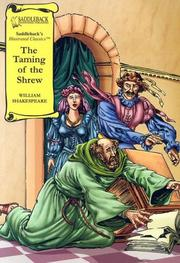 Cover of: The Taming of the Shrew (Saddleback's Illustrated Classics) by William Shakespeare