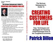 The Serious Salesperson's Guide to CREATING CUSTOMERS FOR LIFE PDF