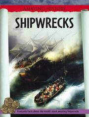 Cover of: Shipwrecks (Amazing History)