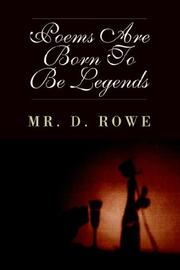 Poems Are Born to Be Legends PDF