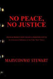 No Peace, No Justice PDF