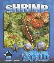 Shrimp (Underwater World) PDF