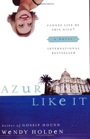 Azur like it by Holden, Wendy