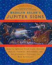 Madalyn Aslan&#39;s Jupiter Signs by Madalyn Aslan