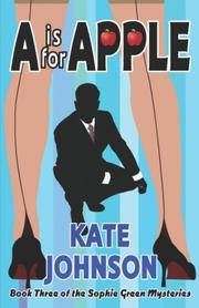 A is for Apple (Sophie Green Mysteries) PDF