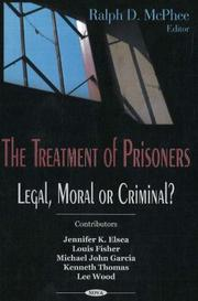 The Treatment of Prisoners PDF