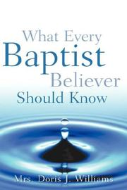 What Every Baptist Believer Should Know PDF