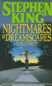 Cover of: Nightmares and Dreamscapes by Stephen King, Various