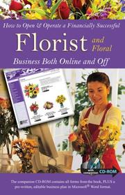 How to Open & Operate a Financially Successful Florist and Floral Business Both Online and Off PDF