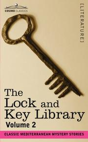 Cover of: THE LOCK AND KEY LIBRARY by Julian Hawthorne