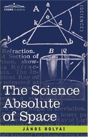 The Science Absolute Of Space PDF