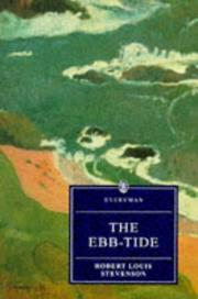 The  ebb-tide by Robert Louis Stevenson