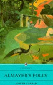 Almayer&#39;s folly by Joseph Conrad