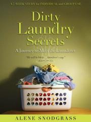 Dirty Laundry Secrets PDF