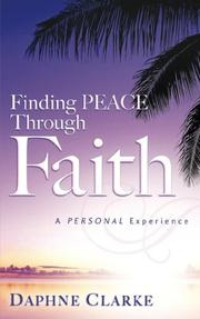 Finding Peace Through Faith PDF