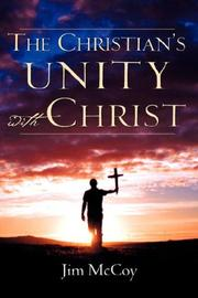 The Christian's Unity With Christ PDF