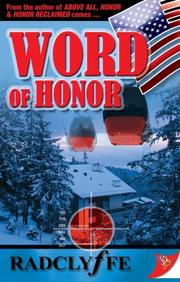 Word of Honor by Radclyffe