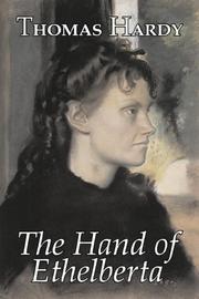 The hand of Ethelberta PDF