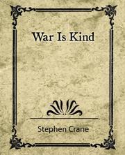 War is kind PDF
