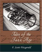 Cover of: Tales of the Jazz Age by F. Scott Fitzgerald