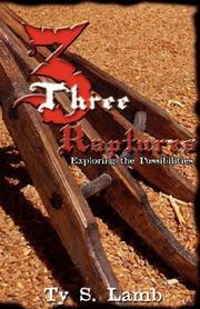 Three Raptures PDF