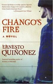Chango's fire by Ernesto Quiñonez