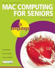 Mac Computing for Seniors in Easy Steps by Nick Vandome