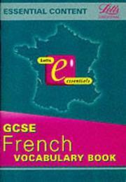 GCSE French Vocabulary Book PDF