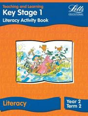 Literacy : key stage 1 literacy activity book