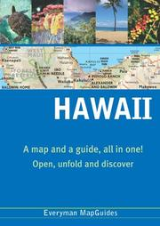 Hawaii EveryMan MapGuide (Everyman MapGuides)