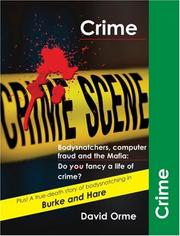Crime (Trailblazers) PDF