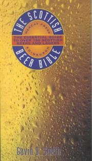 The Scottish Beer Bible