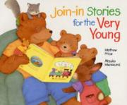 Join in Stories for the Very Young PDF