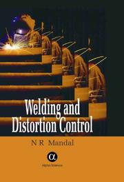 Welding And Distortion Control PDF