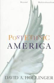 Cover of: Postethnic America by David A. Hollinger