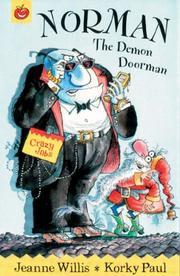 Norman the Demon Doorman (Crazy Jobs) PDF