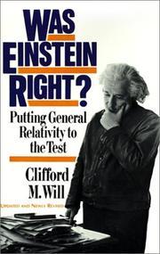 Was Einstein right? PDF