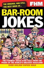 FHM Presents... Bar-room Jokes (Fhm Presents) PDF