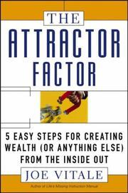 The Attractor Factor PDF