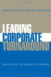 Leading corporate turnaround PDF