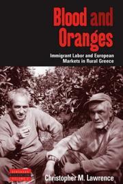Blood and oranges PDF