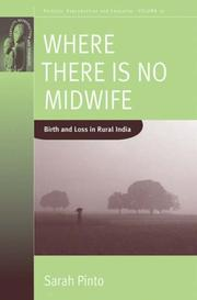 Where there is no midwife by Sarah Pinto