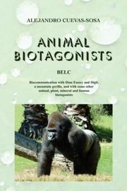Animal Biotagonists PDF