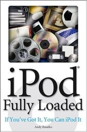 iPod fully loaded by Andy Ihnatko
