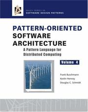 Pattern-Oriented Software Architecture Volume 4