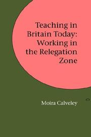 Teaching in Britain Today PDF