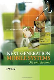 Next Generation Mobile Systems PDF