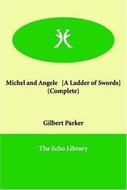Michel and Angele   [A Ladder of Swords] (Complete) PDF